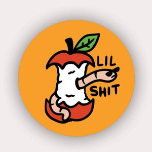 Lil Shit Sticker - Vinyl Sticker