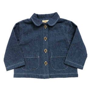 Kids Chore Coat - Dark Denim