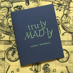 Tru-ly MAD-ly Comic Book