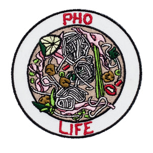 Pho Life Patch