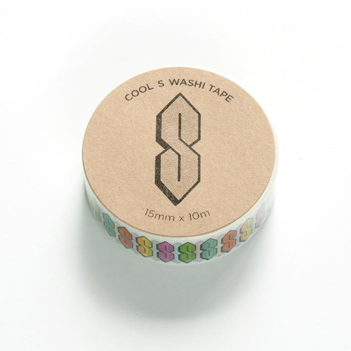 Cool S Washi Tape