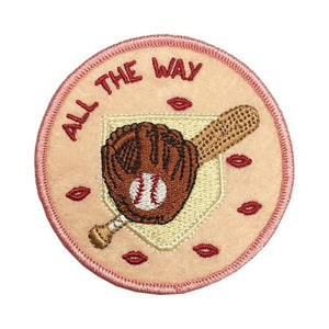 All The Way Patch - World Famous Original