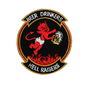 Beer Drinkers Hell Raisers Patch