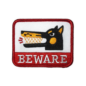 Beware Patch - World Famous Original