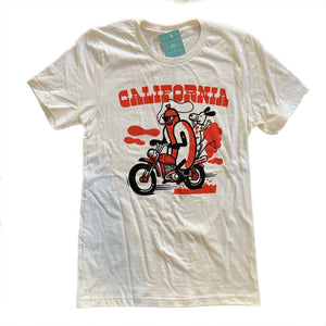 California Hot Dog Shirt - World Famous Original