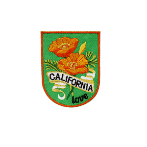 California Love Patch - World Famous Original