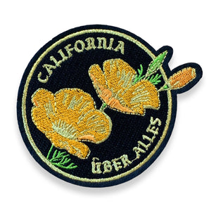 California Uber Alles Patch - World Famous Original