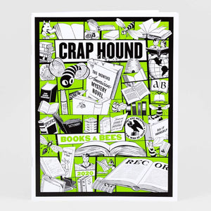 Crap Hound - Books And Bees