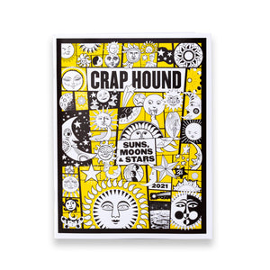 Crap Hound - Suns, Moons & Stars