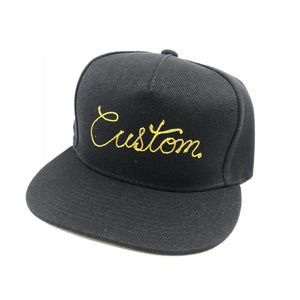 Custom Chainstitch Embroidered Hats - World Famous Original