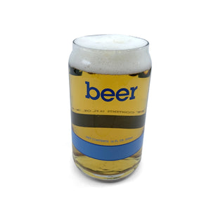 Generic Beer Repo Man 16oz Glass - World Famous Original