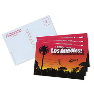 Greetings From Los Angeles Postcards - World Famous Original