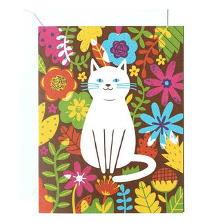 Happy Cat Card - World Famous Original