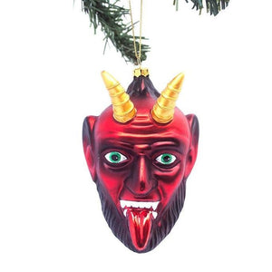 Krampus Glass Ornament - World Famous Original