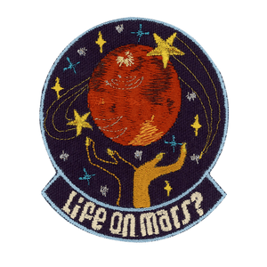 Life On Mars Patch