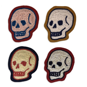 Mini Chainstitch Skulls - World Famous Original