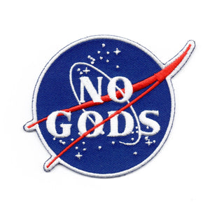 No Gods Patch