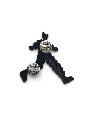 Padding Jumpsuit Boy Enamel Pin - World Famous Original