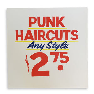 Punk Haircuts Riso Print - World Famous Original