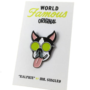 Ralphie Pin - World Famous Original