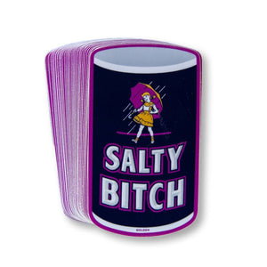 Salty Bitch Sticker - World Famous Original