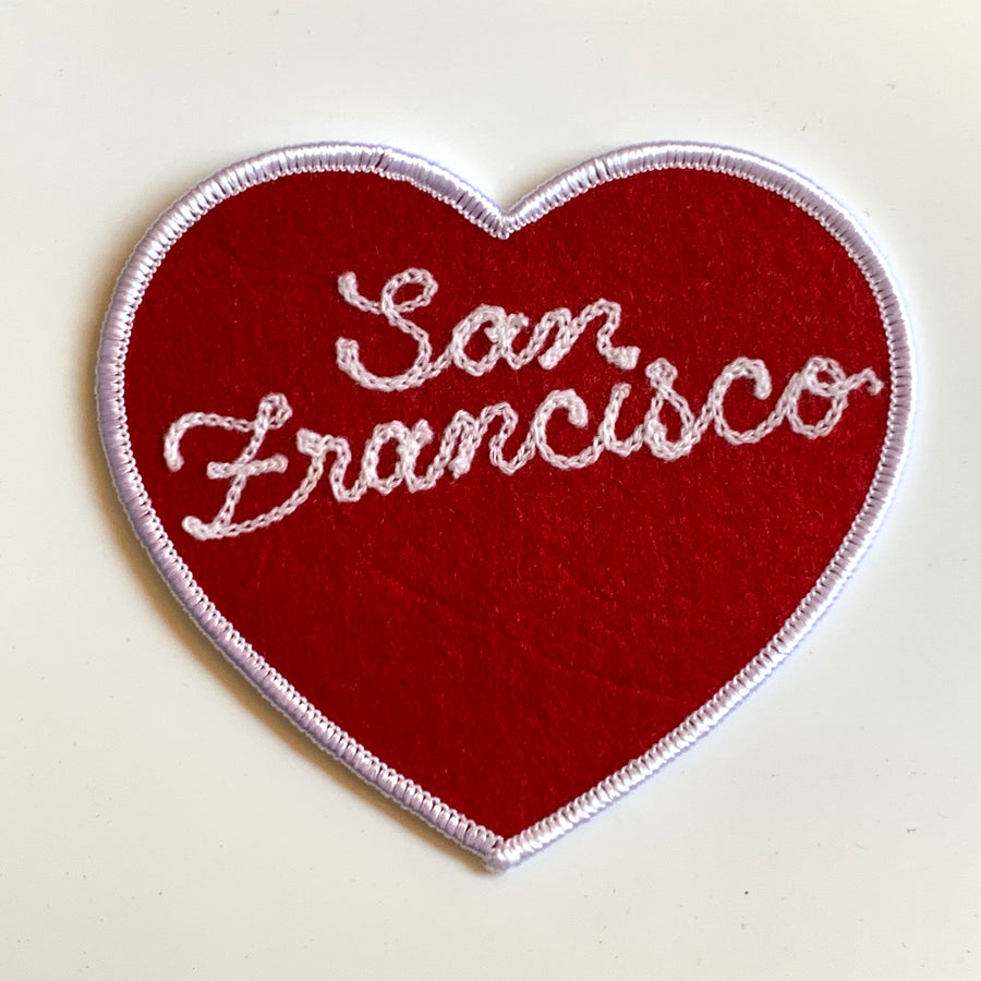 San Francisco Patches