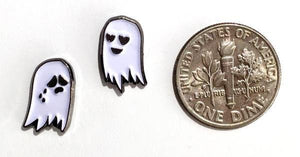 Tiny Ghosts - Enamel Pin Set - World Famous Original