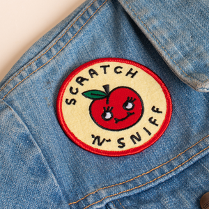 Scratch n' Sniff Patch