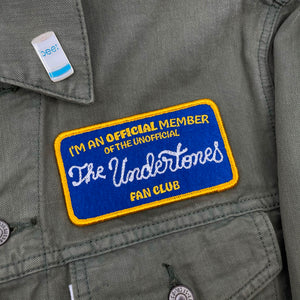 CUSTOM Official Unofficial Fan Club Patch