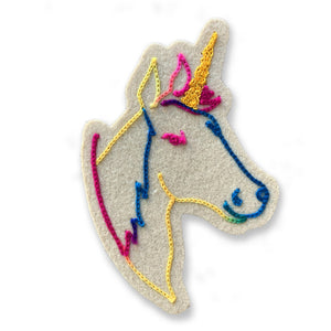 Unicorn - Chainstitch Patch - World Famous Original