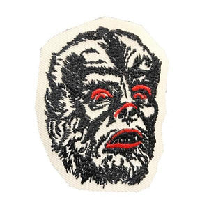 Wolfman Patch - World Famous Original