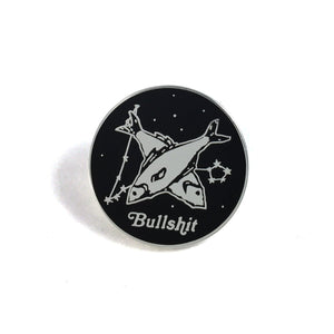 Zodiac BS Pin - World Famous Original