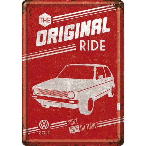 VW Golf - The Original Ride