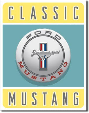 FORD - Classic Mustang - 1122