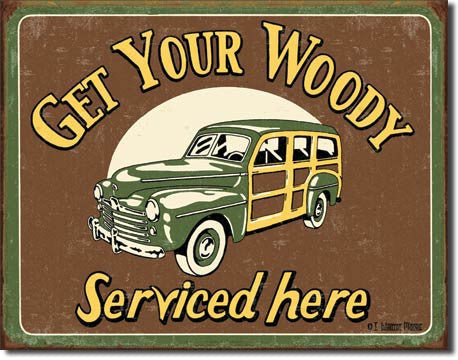 Moore - Woody Service - 1192