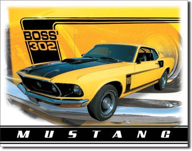 Ford Mustang Boss 302 - 1241