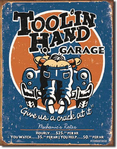 Moore - Toolin' Hand - 1319