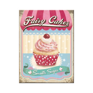 Fairy Cakes - Smooth Sugar - Segull