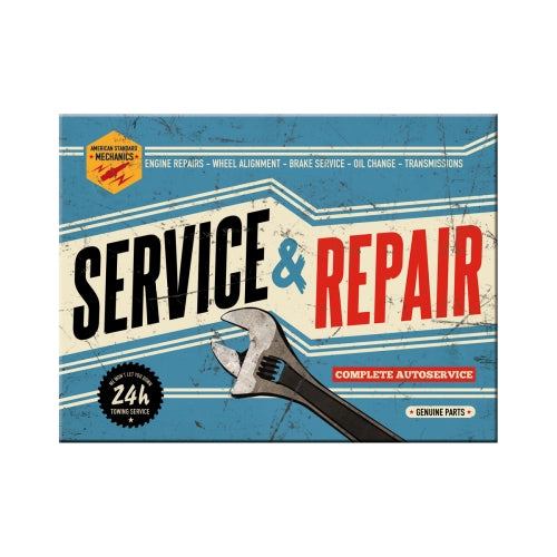 Service And Repair - Segull