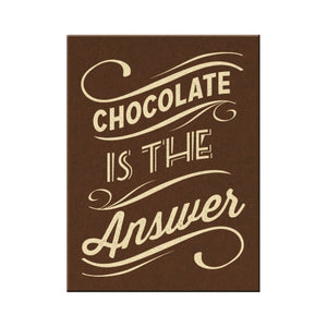 Chocolate is The Answer - Segull