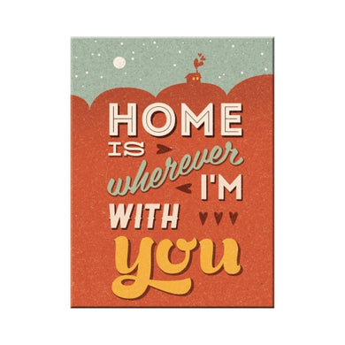 Home is Whereever I´m With You - Segull