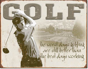 Golf - Best Days - 1585