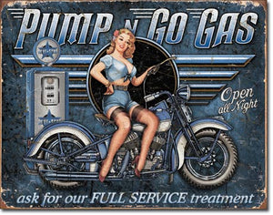Pump n Go Gas - 1698