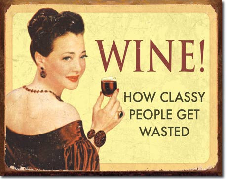 Ephemera - Wine - For Classy People - 1719