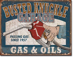 Busted Knuckle Gas & Oils - 1738