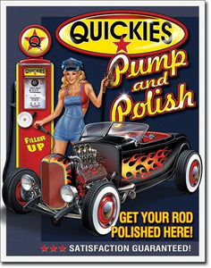Quickies Pump & Polish - 1746