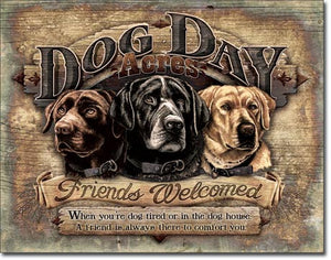 Dog Day Acres - 1754