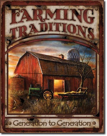 Farming Traditions - 1755