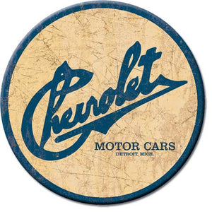 Chevy Historic Logo- 1796
