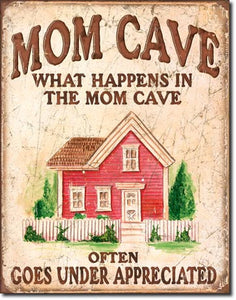 Mom Cave - Under Appreciated - 1806